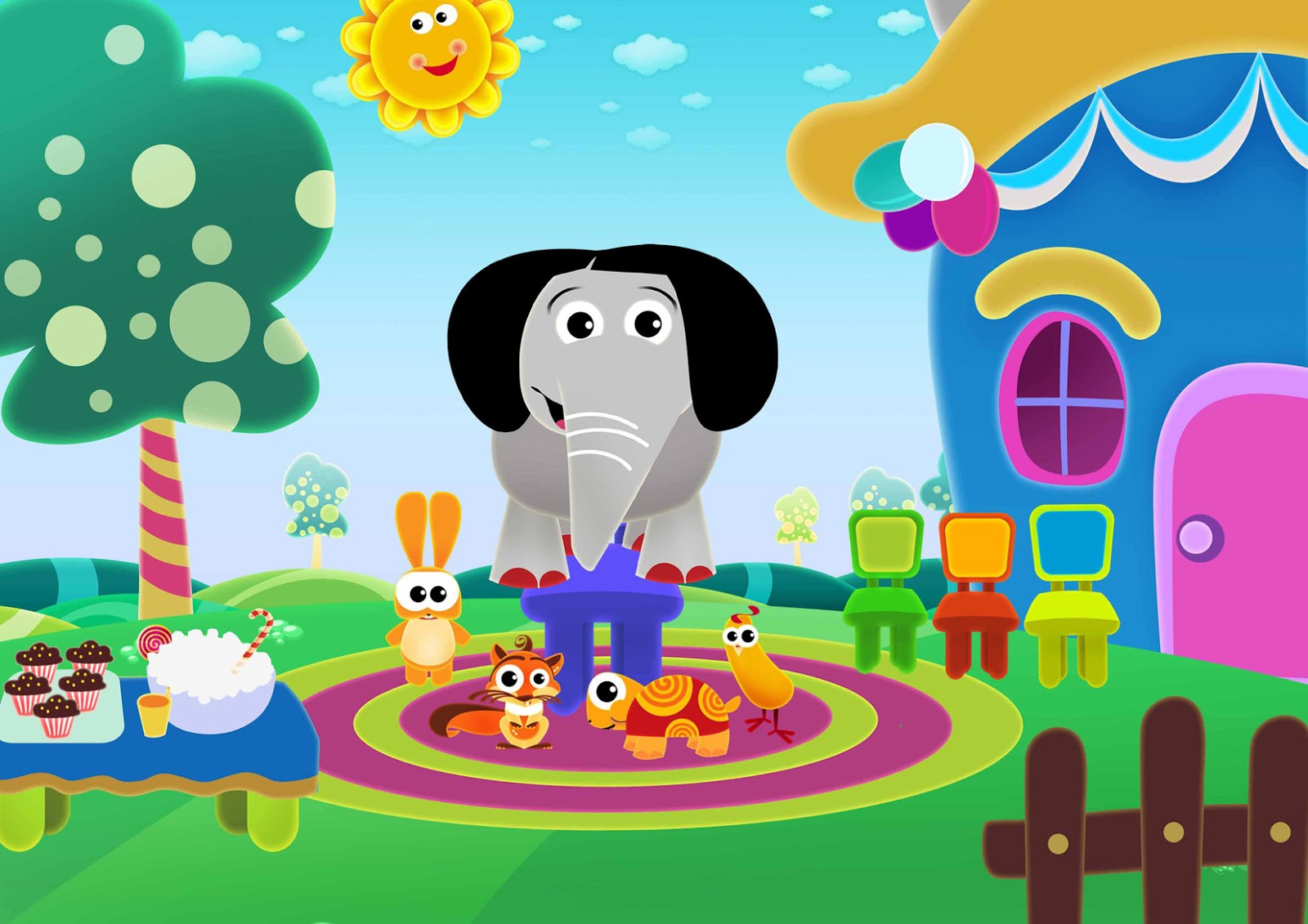 1000 images about babytv on pinterest tv channels tvs for Baby tv birthday decoration