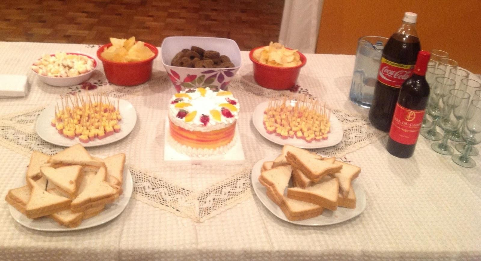cena mujeres