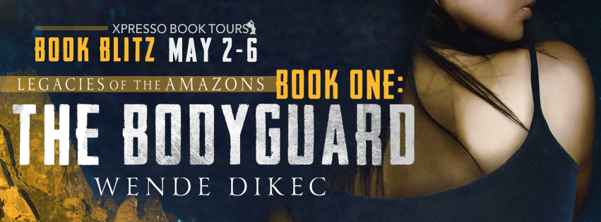 The Bodyguard Book Blitz