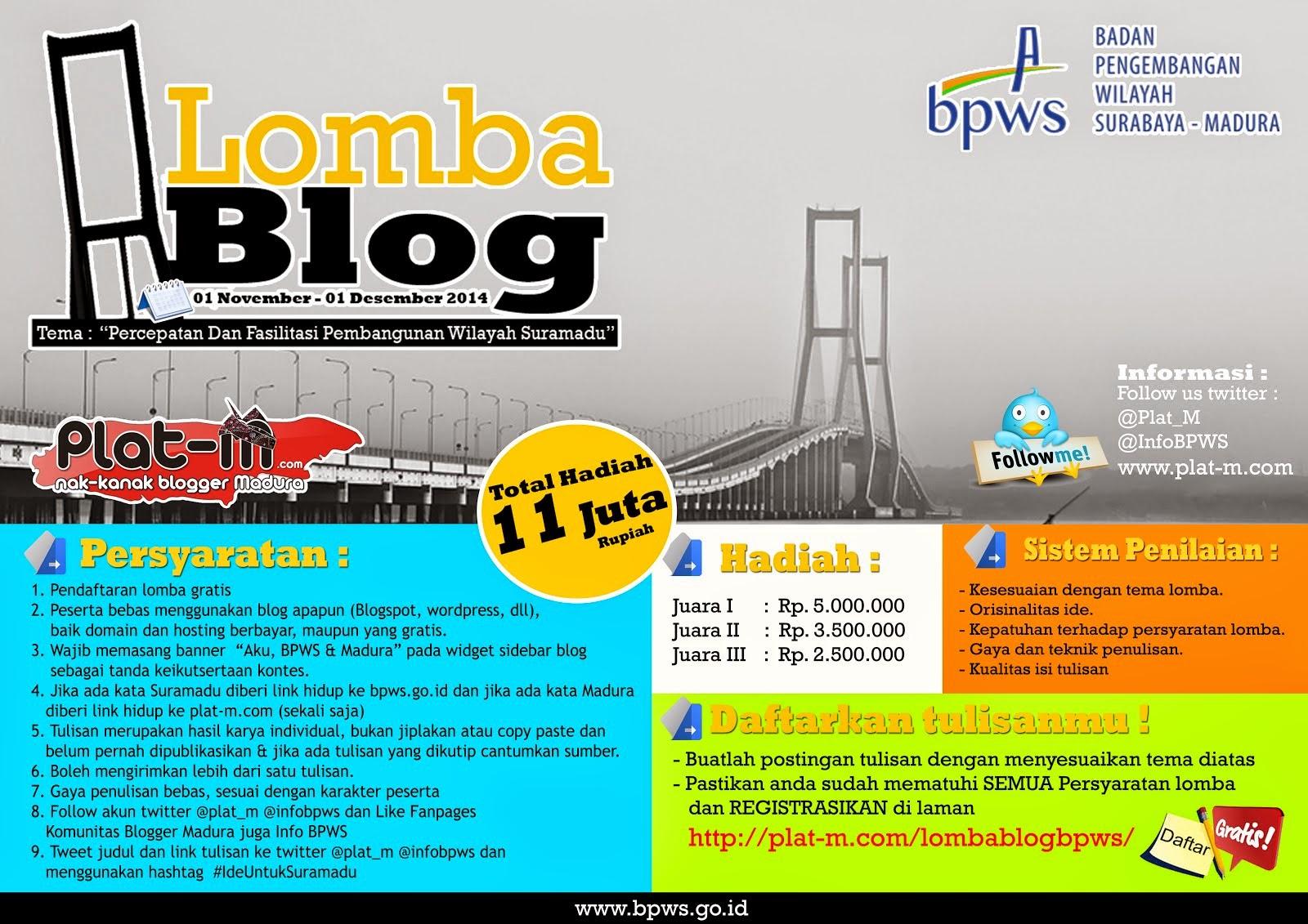 Lomba Blog BPWS