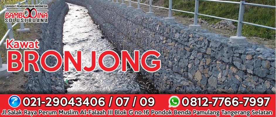 Supplier Kawat Bronjong