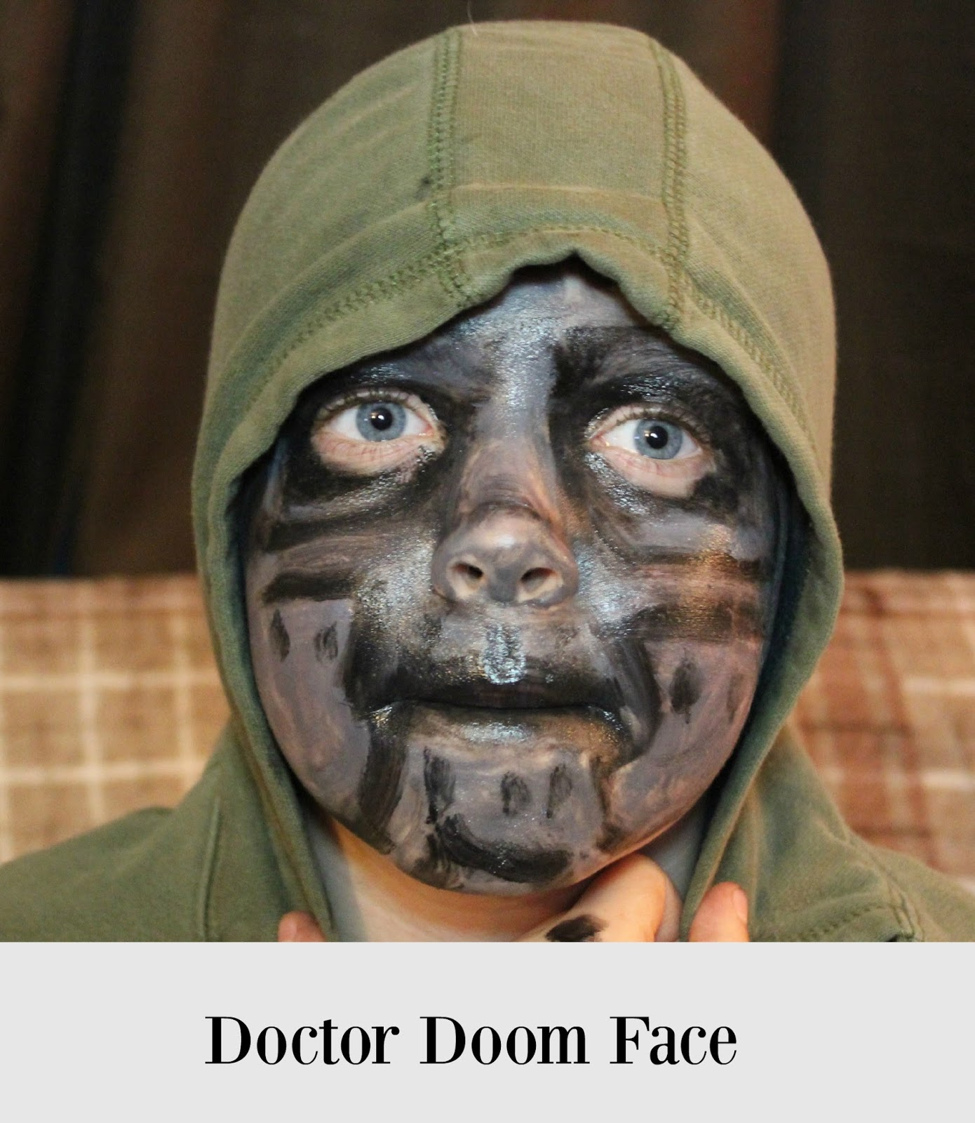 Lille Punkin': Easy Halloween Makeup Ideas for Kids -- and Baby!