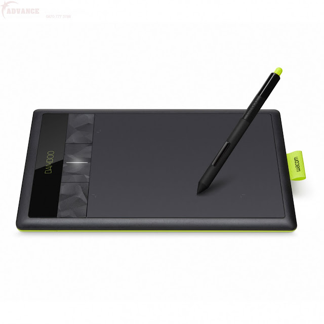 Bamboo Graphics Tablet4