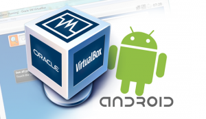 Android-x86 VirtualBox