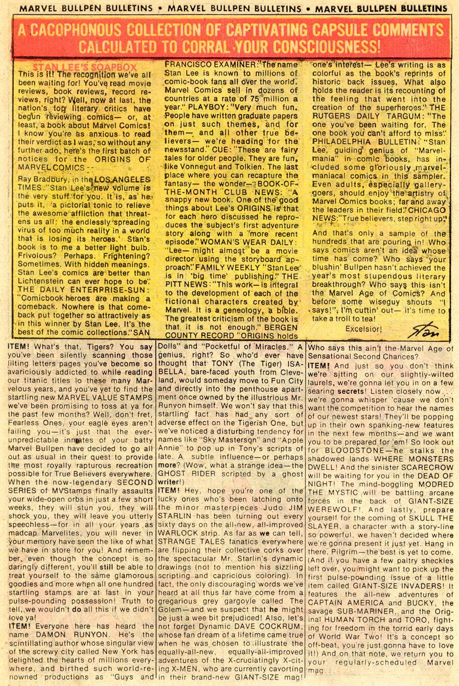 Conan the Barbarian (1970) Issue #51 #63 - English 20