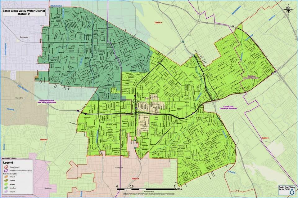 San Jose Parcel Map