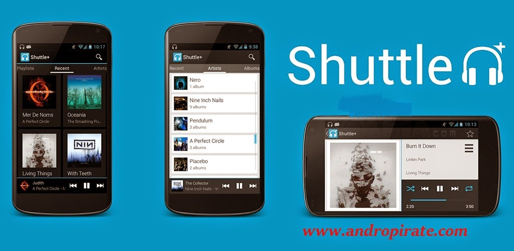 Shuttle+ Music Player v1.4.10 APK