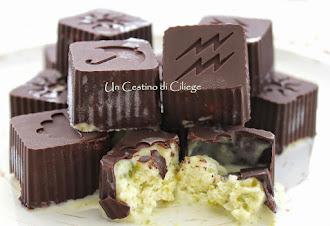 bob bon gelato cioccolato pistacchio