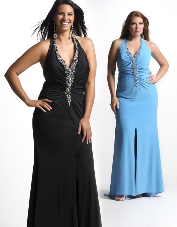Plus Size Prom Dresses 2011