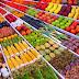 Perder barriga com a dieta do arco-íris
