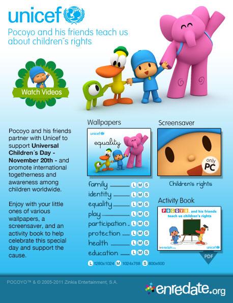 Universal Childrens Day Is Nov 20th