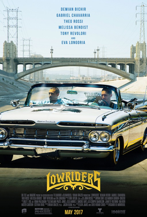 Lowriders A Arte nos Carros Dublado