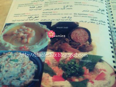 Restoran Arab Shah alam, menu restoran arab, restoran zam zam shah alam
