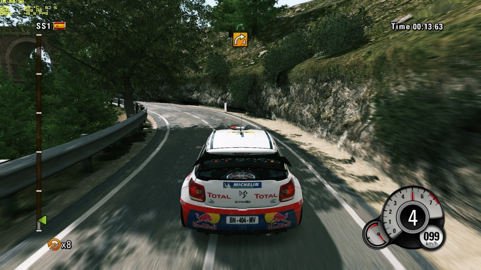 full version software game wrc 5 fia world rally championship reloaded. Black Bedroom Furniture Sets. Home Design Ideas