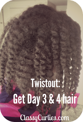 twist out day three