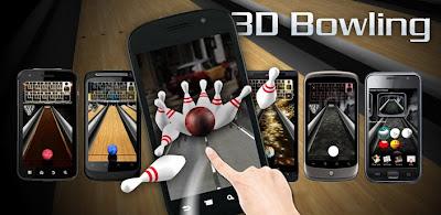 3d Bowling http://skyandroidapk.blogspot.com/
