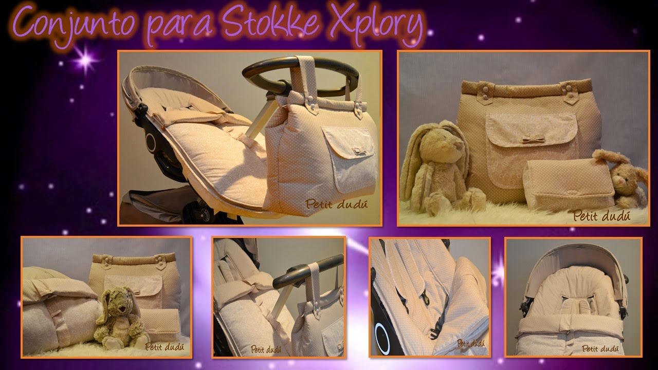 Conjunto Stokke Xplory: