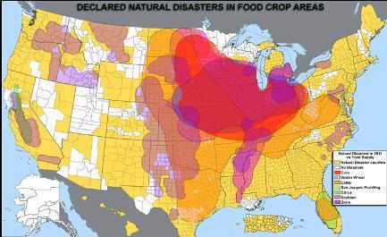 Urban Survival Skills Survival Preparation Natural Disasters - Map natural disasters us