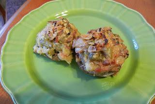 Eggface+Green+Bean+Casserole+Stuffed+Mushrooms+1 Weight Loss Recipes Green Bean Casserole Stuffed Mushrooms
