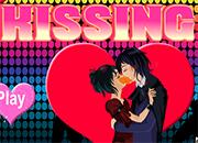 Fun Party Kissing