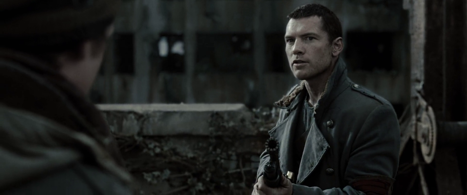 Terminator Salvation Sam Worthington
