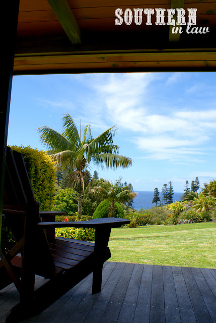 Tintoela Norfolk Island Kushu Cottage - Private Cottage Accommodation on Norfolk Island