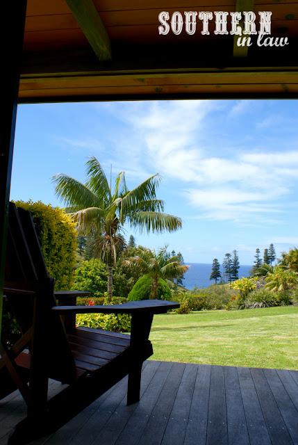 Tintoela Norfolk Island Kushu Cottage - Private Cottage Accommodation on Norfolk Island