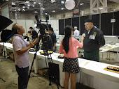 TV GLOBO entrevista com o cheff Juneck