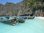 Maya Beach, Phi Phi Island (img )