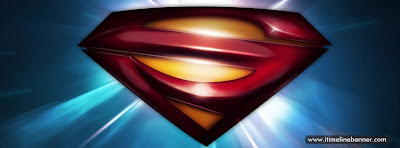 Superman: Man of Steel (2013) Facebook Timeline Cover