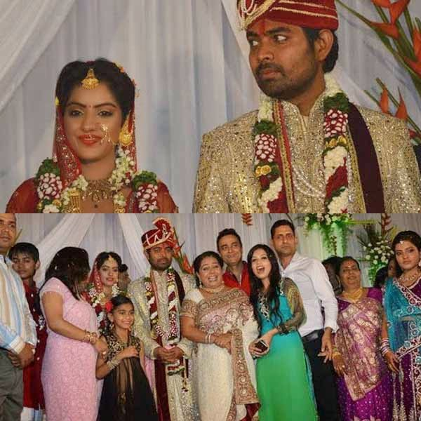 Deepika Singh & Rohit Raj Wedding Pics
