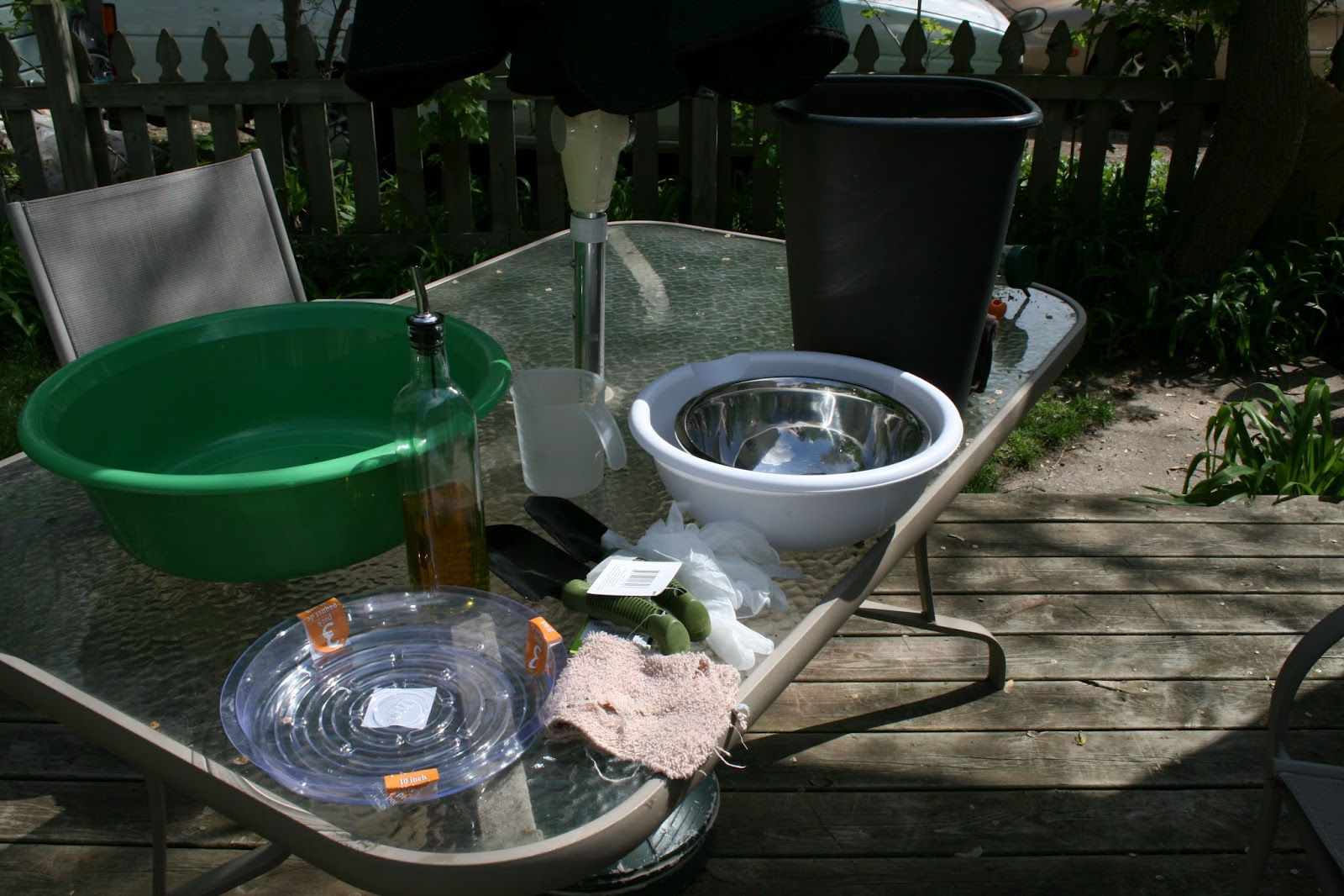 How to make a birdbath - Materials Required To Make A Bird Bath Out Of Concrete Are As Follows