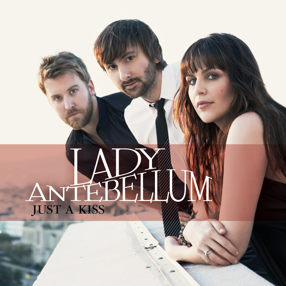 "Assista ""Just a Kiss"", do Lady Antebellum"