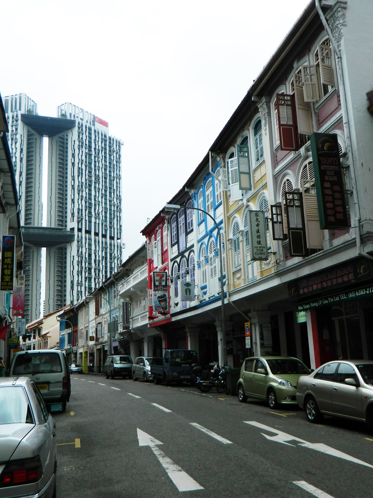 Jax Stumpes: Singapore Chinatown Walk (9/10/2012)