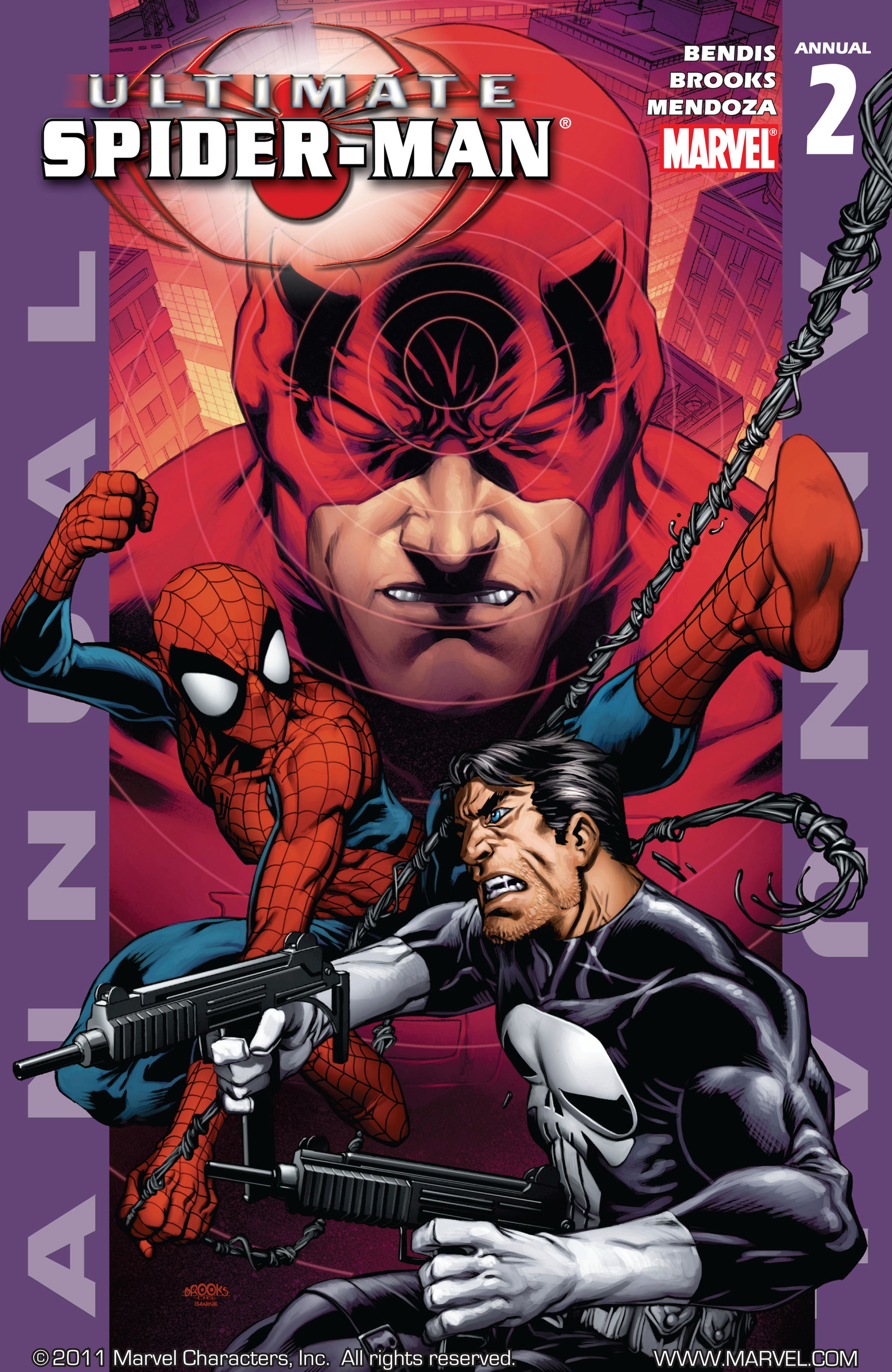 Ultimate Spider-Man (2000) _Annual 2 #2 - English 1