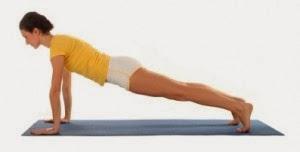 plank-yoga pose