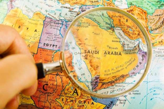 Cambios en Arabia Saudita