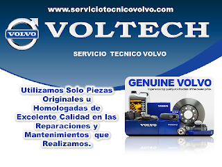 Servicio Tecnico Volvo- Voltech