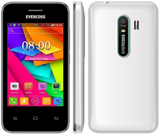 Evercoss A5K Smartphone Android Murah Rp 400 Ribuan