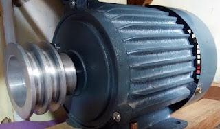 dinamo mesin air untuk penggerak mesin batu akik