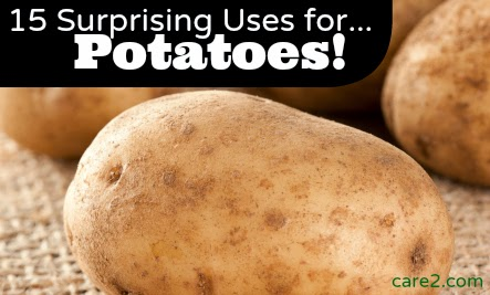 15 Amazing Uses for Potatoes