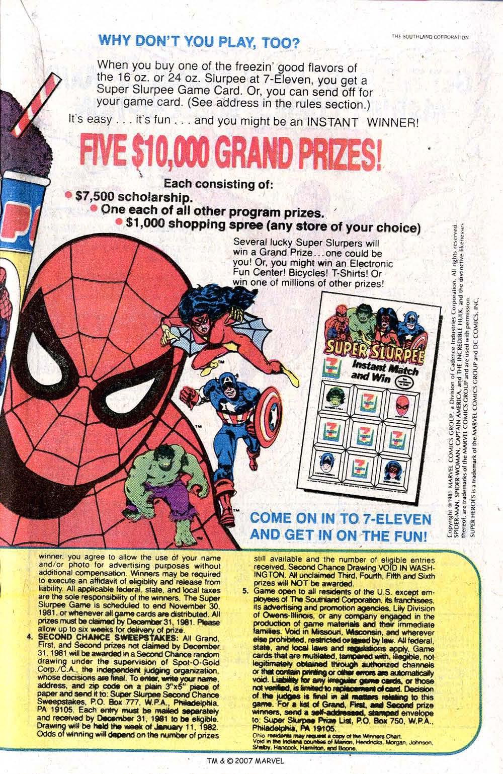 Captain America (1968) Issue #260 #175 - English 19