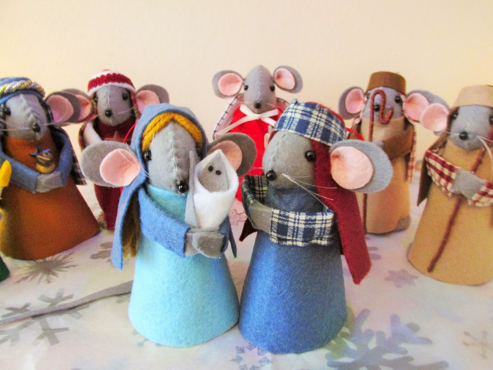 mouse-nativity