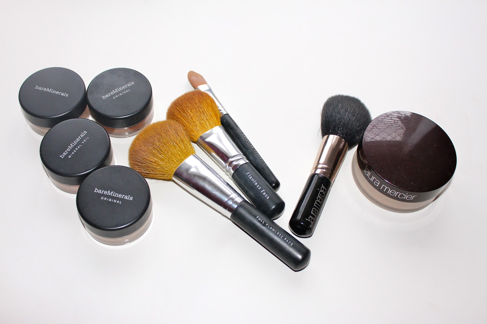 Through elles eyes september 2012 bare minerals vs laura mercier biocorpaavc Images