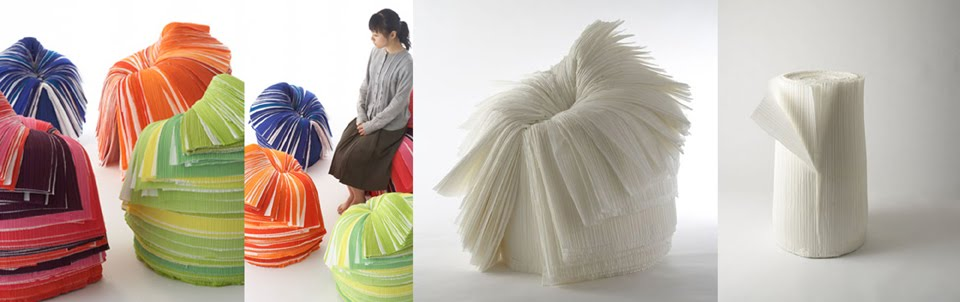 Cabbage Chair, 2008, Estúdio Nendo
