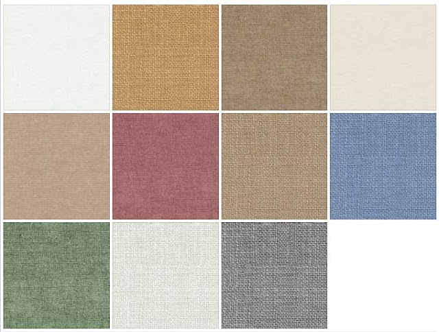 seamless_ fabrics_canvas_textures_album #3
