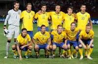 sweden euro 2012 team