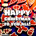 Happy Christmas to you all / xmas cards online for Facebook