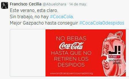 Coca-cola. La Chispa de la Ruina