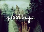 Adios,lo siento pero tengo que olvidarte,solo sabes hacerme daño...